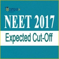 NEET 2017 expected cutoff