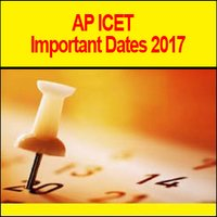 AP ICET Counseling Schedule 2017
