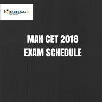 MAH CET 2018
